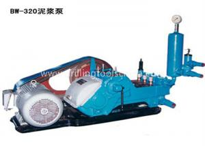 China Geological Prospecting Drilling Mud Pump 183Nm For Circulate Drilling Fluid on sale
