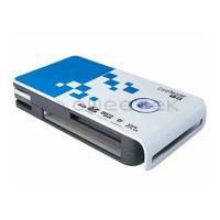 (SD(7 in 1) + MS(3 in 1) + micro SD + xD + CF + M2) 60 in 1 Memory Card Reader  (ZW-12010-2)