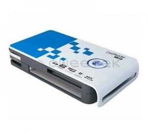 China (SD(7 in 1) + MS(3 in 1) + micro SD + xD + CF + M2) 60 in 1 Memory Card Reader  (ZW-12010-2) on sale