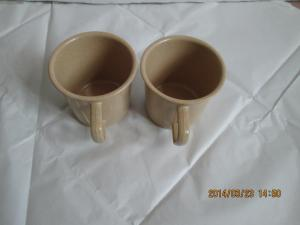 China Eco Bamboo Fiber Tableware Cups on sale