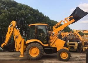China JCB 3CX Second Hand Backhoe Loader on sale