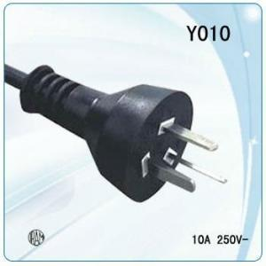 China AC Power Cord Type and Home Appliance Application Argentina power cord on sale