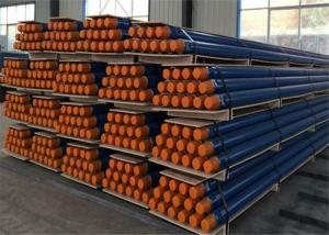 China 5.5 API Reg IF Beco  DTH Drill Pipe Drilling Rods Tubes Civil Engineering on sale