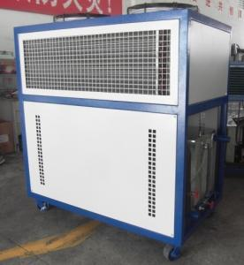 China RIOU 44.15kw Air Cooled Water Chiller With 1.5kw Pump Motor on sale