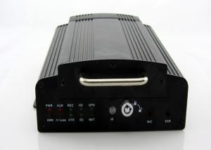 China 3G Hard Disk SD Card Mobile WIFI DVR CCTV For Surveillance , 16CH Mobile DVR on sale