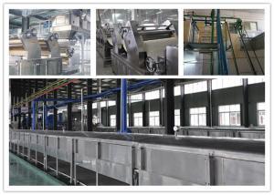 China Asian Noodle Production Line Auto Noodle Pasta Machine Great Performance on sale