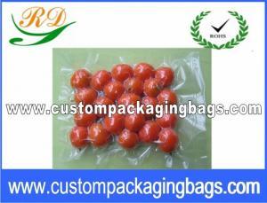 China Sacos materiais de nylon do alimento do selo de vácuo da chapa de cobre com selo 3 lateral on sale