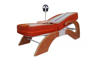 China Thermal jade massage bed with music on sale