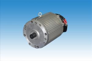 China 96V/6.5KW AC induction motor for EV on sale