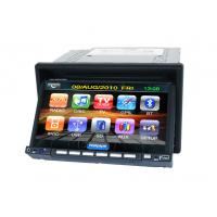 China 2 Din Touch Screen GPS Car DVD Bluetooth Player with Digital Panel on sale