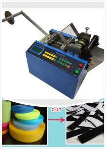 China High Speed Copper Foiling Machine Big Power Hook And Loop Velcro 29 KG on sale
