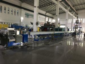 China CE Certificated EVA Hot Melt Glue Stick Making Machine Single Screw Plastic Extruder on sale