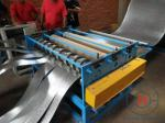 Galvanized Steel Slitting Lines Cold Sheet Steel Coil Metal Slitting Machine