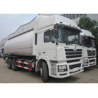 China SHACMAN F3000 Bulk Cement Truck  6x4 28m3 Cement Delivery Truck Steel Structure on sale
