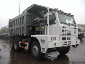 Quality HOWO caballos de fuerza fuertes 6x4 de 70 toneladas que minan el camión volquete resistente para el transporte for sale