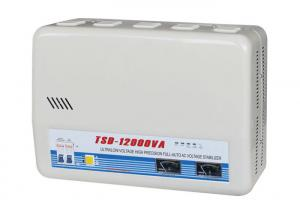 China 12000VA Full Home Servo AC Stabilizer , Automatic Voltage Stabilizer Hanging Type on sale