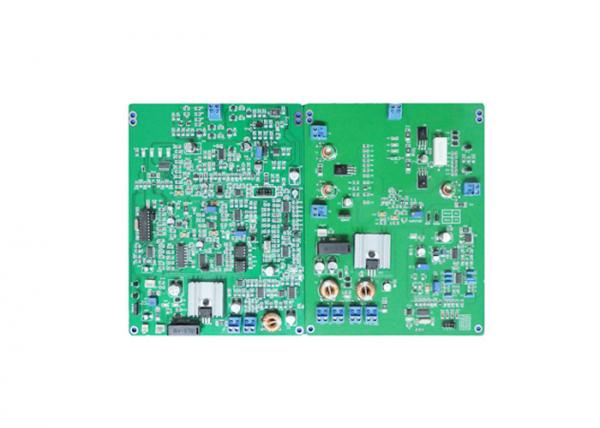 RF Dual System Analog Custom Made Circuit Boards Apply In
