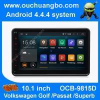 Ouchuangbo 10.1 inch VW Magotan Passat B6 audio DVD GPS radio Tiguan android 4.4 1024*600