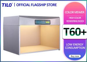 China T60+ 5 Light Sources Color Matching Cabinets , X - Rite Color Viewing Booth Color Matching Light Box on sale