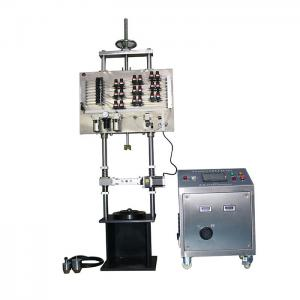 China Electric Hammer Durability Impact Testing Machine / Impact Drills Tester IEC 60745-2-1 on sale