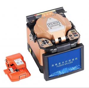 China Automatic Fiber Optic Tools 7800mAh Battery Fusion Splicing Machine With Screen on sale