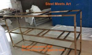 Quality stainless steel OEM products stainless steel etagere stainless steel outdoor for sale