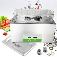 Farm Disinfecting Washing Machine Ultrasonic Cleaner For Harvest Knife Onion Hoe Shovel Gardening Tools