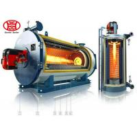 China Compact Natural Gas Fired Thermal Oil Boiler Heater For Dyeing Mill on sale