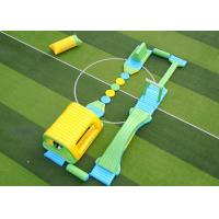 Sports Games Inflatable Water Playground , Ultimate Inflatable Backyard Water Park