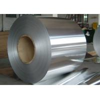 China 0.27 Mm Thickness Aluminum Coil Stock 1052 Natural Color For Ps Ctp Offset Plate on sale