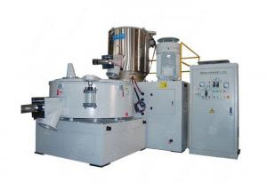 China PLC Programmable Control Plastic Material Mixer Machine High Speed SRL - Z 300 / 600 on sale