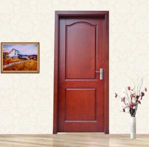 China Contemporary Veneer Interior Doors , Swing Wood Veneer Interior Doors on sale