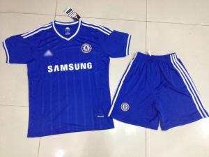 China 2019 FIFA nations full sleeve football jerseys Chelsea soccer team training sets S to XL customized  fans 2 pieces on sale