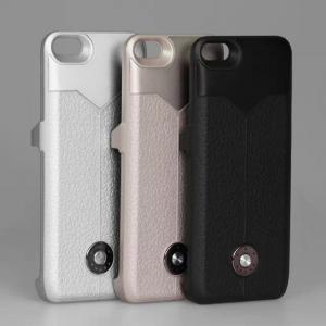 China Ultra Thin 2200MAH USB Rechargeable Phone Case Power Bank For iPhone5 5s 5c on sale