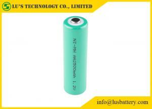 China 1,2 batteries rechargeables rechargeables des batteries de V NIMH aa/aa 2500mah NIMH on sale