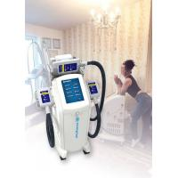 China Vertical Cryolipolysis Fat Freezing Machine , Supersonic Fat Reduction Device on sale