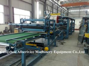 China EPS Sandwich Panel Roll Forming Machine on sale