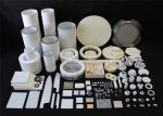 Customized Alumina Ceramic Parts Good Thermal Conductivity Alumina Ceramic Components For Industry Application