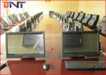 Pubilc Security Bureau Meeting Room Project , LCD Motorized Lift With Screen Overturn Function
