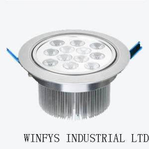 China 12w led ceiling downlight CL-12X1W on sale