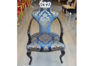 China Crown Princess High End Restaurant Furniture Luxury Arm Chair on sale