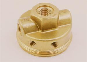China 80*60 Hot Forged Parts Bottom Control Valve Brass / Copper Body on sale