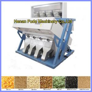 China grains color sorter, beans color sorter, bad beans sorting machine on sale