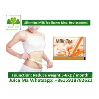 Meal Replacement Slimming Diet Milk Tea , Coffee / Chocolate Taste Organic Moringa Tea