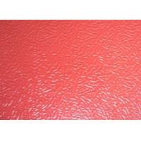 China PE PVDF Feve Epoxy Color Coated Aluminum Sheet / Coil ASTM-B209 Standard on sale