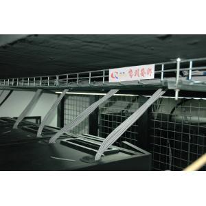 China Chemin de câbles de câble en acier de grillage de préparation de surface à chaud de galvanisation avec adapté aux besoins du client on sale