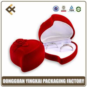 China Ring Jewellery/Jewelry PU Plastic Watch Gift Box on sale