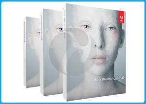 China Original Windows DVD Adobe Graphic Design Software adobe cs6 extended lifetime guarantee on sale