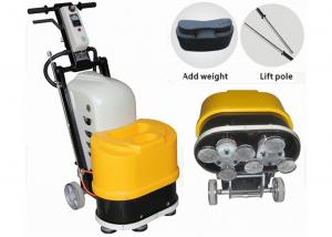 Quality Muli - Purpose Stone Floor Grinding Machine With Vacuum Port , Concrete Floor Polisher for sale