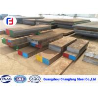 Good Toughness Hot Rolled Alloy Steel Flat Bar High Cr Content 11.5 - 13.0%